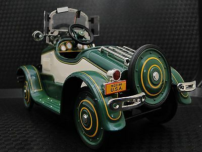 Pedal Car 1920s Ford A Hot T Rod Rare Vintage Classic Sport Midget Show Model