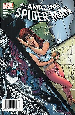 AMAZING SPIDER-MAN # 52 !2! EARLY J SCOTT CAMPBELL MARY JANE !! 2003 493 606 607