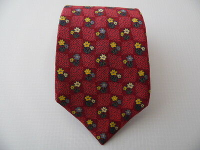 Pura Seta Silk Tie Seta Cravatta Made In Italy  A111