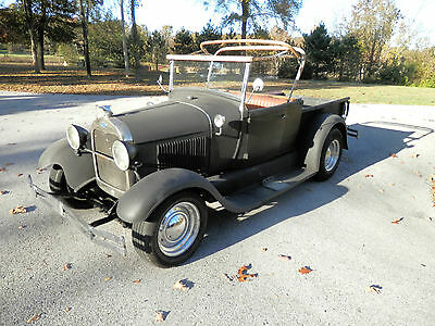 Ford : Model A YES 1929 ford model a street rod roadster pu custom classic hot rod rat nice driver