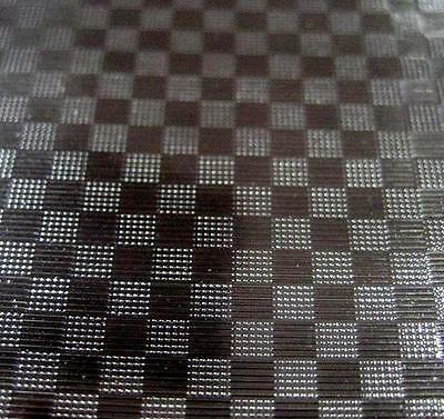 Black Carbon Fiber I Sign Plotter Cutter Vinyl Roll