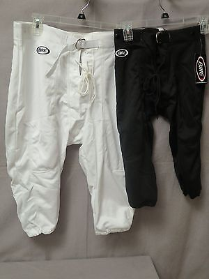 Bike Athletic Football Practice Pants Youth Black or White NEW