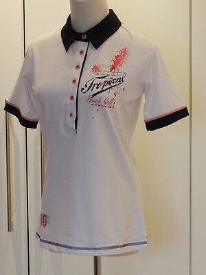 Polo Shirt Masters Golf Fashion Dry Touch Gr.40    UVP 95 Euro