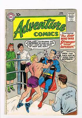 Adventure Comics # 273 Stronger than Superboy ! grade 4.0 scarce hot !!