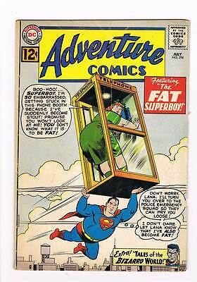 Adventure Comics # 298 the Fat Superboy ! grade 4.5 scarce hot book !!