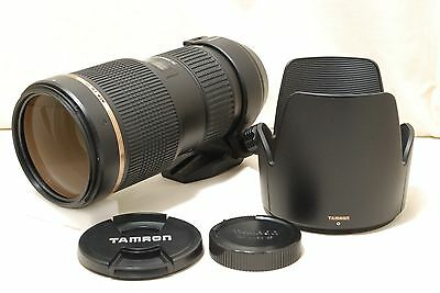 Mint!! Tamron SP A001 70-200mm f/2.8 LD AF IF Di for Nikon from Japan