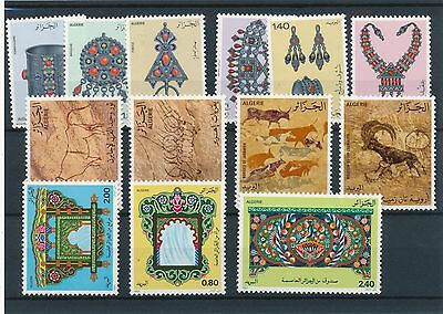 [43906] Algeria good lot of very fine MNH stamps