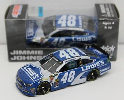 2015 Jimmie Johnson #48 Lowes 1/64 Lionel Action Nascar Diecast Car-In Stock