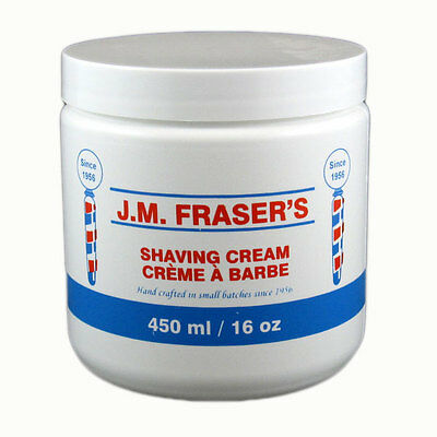 "Barbershop Classics ""Original"" J.M. Fraser's Shaving Cream in Tub (450ml/16oz)"