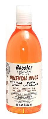 Barbershop Classics Booster ORIENTAL SPICE Aftershave Lotion (400ml/14oz)