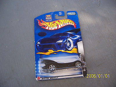 2002 Hot Wheels  Batmobile Highway 35 1968-2003 Card