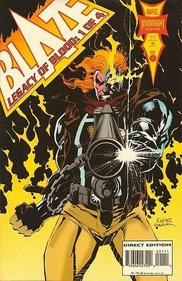 Blaze - Legacy of Blood (1993-1994) #1 of 4