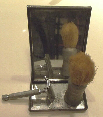Vintage shaving kit of the IDF from the late 50'