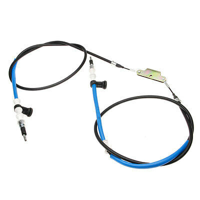 Pagid Rear Left / Right Handbrake Cable - Vauxhall Signum & Vectra (2003-On)