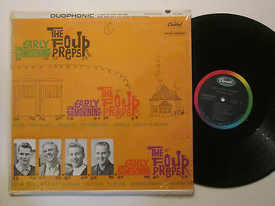 The Four Preps Early In The Morning LP