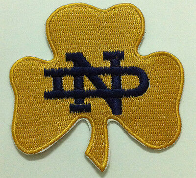 NOTRE DAME FIGHTING IRISH NCAA COLLEGE Iron Embroidered patch embroidery