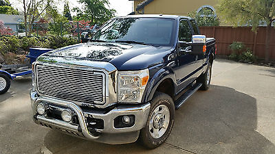 Ford : F-250 XLT Extended Cab Pickup 4-Door 2011 ford f 250 super duty xlt extended cab pickup 4 door 6.2 l
