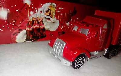 Coca Cola Promo New Year Christmas magic is coming truck new