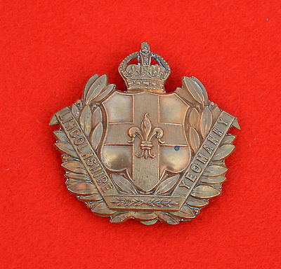 Lincolnshire Yeomanry OR's Cap Badge