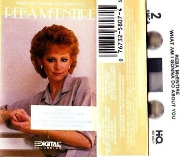 What Am I Gonna Do About You by Reba McEntire Music Audio Cassette 2001