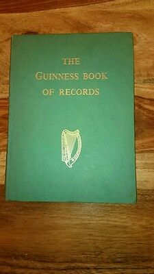 The Guinness book of records 1955 2nd impression