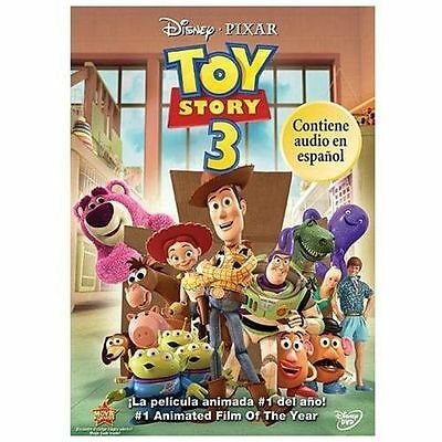 Toy Story 3 (DVD, 2010, Spanish). Brand New And Still Sealed!!!