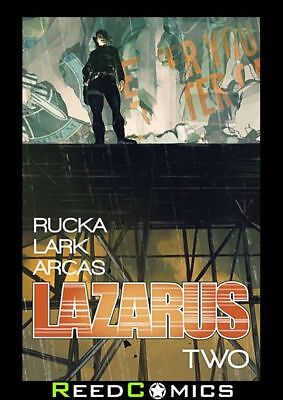 LAZARUS VOLUME 2 LIFT GRAPHIC NOVEL New Paperback Collects Issues #5-9
