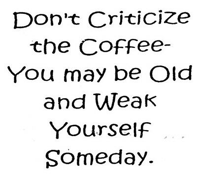 Unmounted Rubber Stamp, Humor, Coffee, Humorous Sayings & Quotes, Funny Stamps