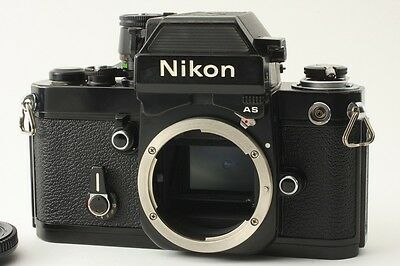 Refurbished Nikon F2 AS Photomic 35mm SLR Film Camera Body from JAPAN#162