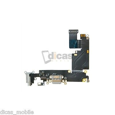 Flex Conector Dock de Carga USB Jack Microfono Original Para iPhone 6 Plus 5.5""