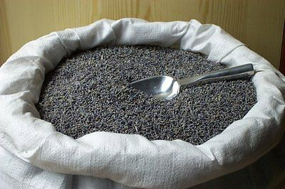 Fragrant Dried Lavender Flowers - 10g to 10kg Fresh French Aromatic Fragrance