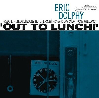 Eric Dolphy - Out to Lunch 180g Vinyl LP (MMBST-84163)