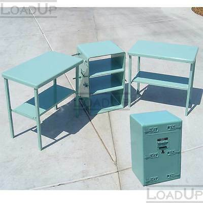 Aluminum Recyclable Utility Chest/Table 30x18x19 US Military