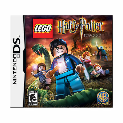 LEGO Harry Potter Years 5-7 (Nintendo DS) Lite DSi XL 3DS Complete