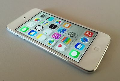 Apple iPod Touch 5th Generation 32GB Silver color Latest Model. New Condition!
