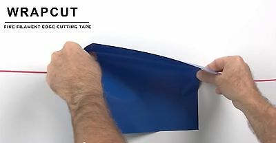 Cutting tape for car wrap vinyl 200ft professional grade 1mil