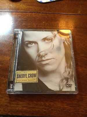 Sheryl Crow - The Globe Sessions - DVD-Audio - Rare OOP