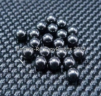 "(50 PCS) (2.381mm) (3/32"") Ceramic Bearing Ball Silicon Nitride (Si3N4) Grade 5"