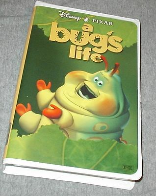 A Bug's Life (VHS, 1999) John Lasseter, Dave Foley, Kevin Spacey   Rating: G (MP