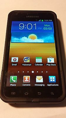 Samsung Galaxy s II Epic 4G Touch With Case