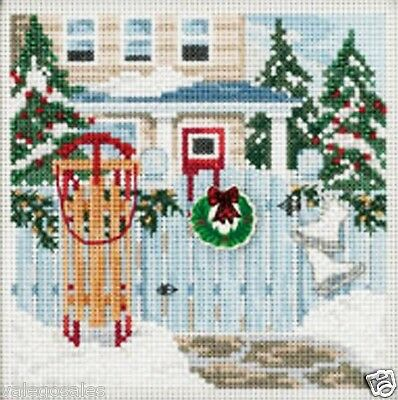 Mill Hill Buttons Beads Counted Cross Stitch Kit ~ HOLIDAY MEMORIES #143304 Sale