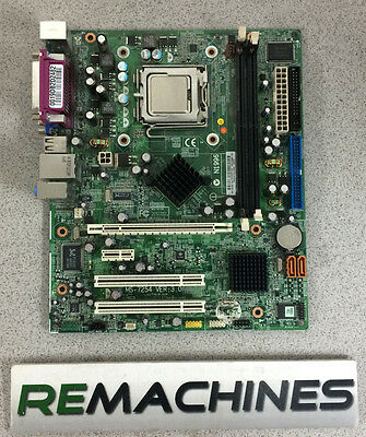 HP 434346-001 410506-003 DX2200 Motherboard W/ 3.06 Ghz P4 TESTED Free Shipping