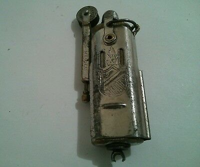 Vintage Bowers Trench Lighter Working
