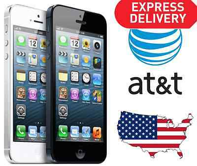 AT&T USA Apple iPhone Factory Unlock Code Service 3 4 4S 5 5C 5S CLEAN IMEI ONLY