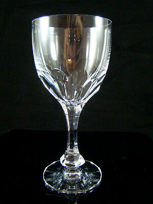 """Stunning Baccarat French Crystal Monaco Tall Water Goblet  7 1/2"""""""