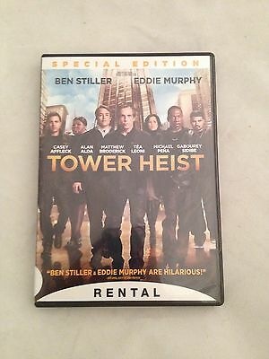 Tower Heist (DVD, 2012, 2-Disc Set, Special Edition; Includes Digital...