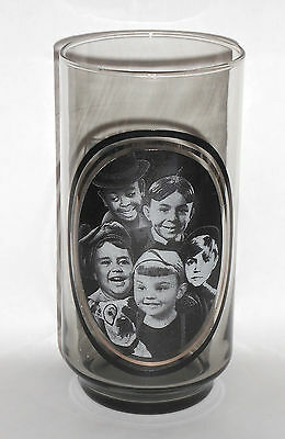 Arby's 1979 Collector Glass Tumbler~#5 THE LITTLE RASCALS  EC