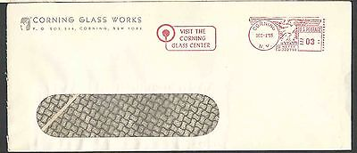 DATED 1955 COVER CORNING NY CORNING GLASS WORKS CO