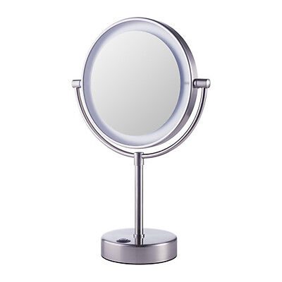 Ikea Kaitum Mirror With Integrated Lighting Battery Operated Led Life 20000 Hour