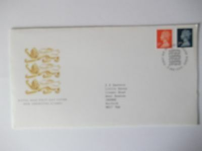 Great Britain  First Day Cover 1990 NEW DEFINITIVES  ( 7 August 1990 )